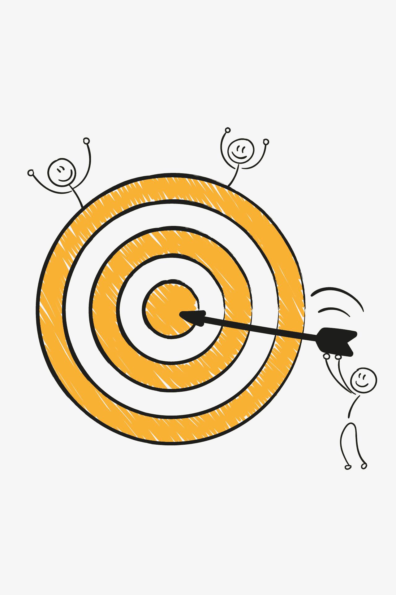 raggiungere i tuoi obiettivi