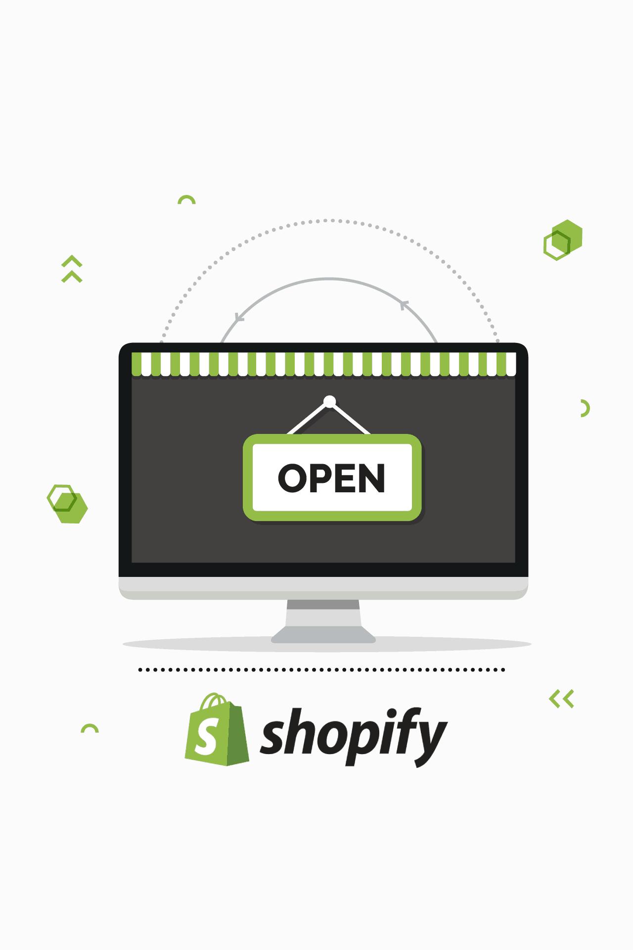 Come costruire uno store shopify
