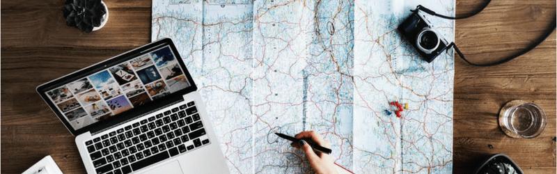 come diventare travel influencer