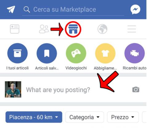 cerca su marketplace