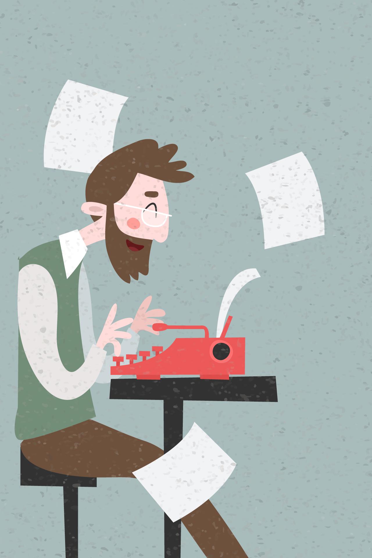 diventare uno scrittore