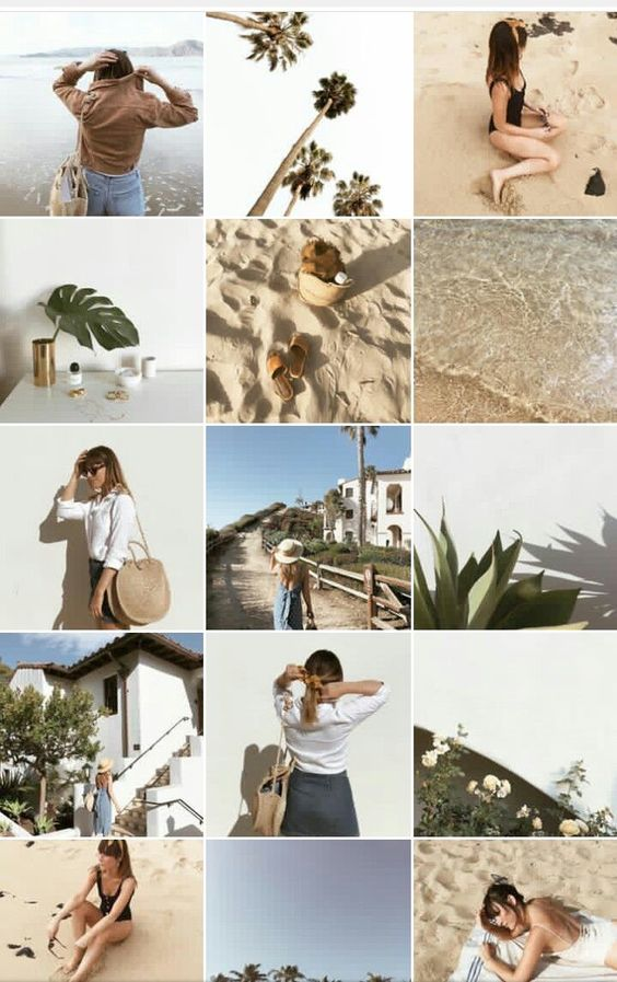 Feed Instagram preset