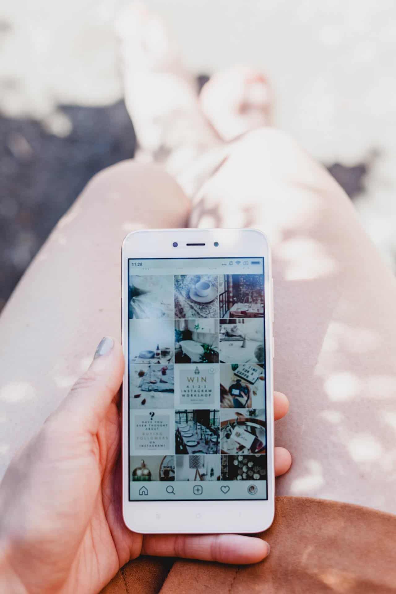 feed profilo instagram