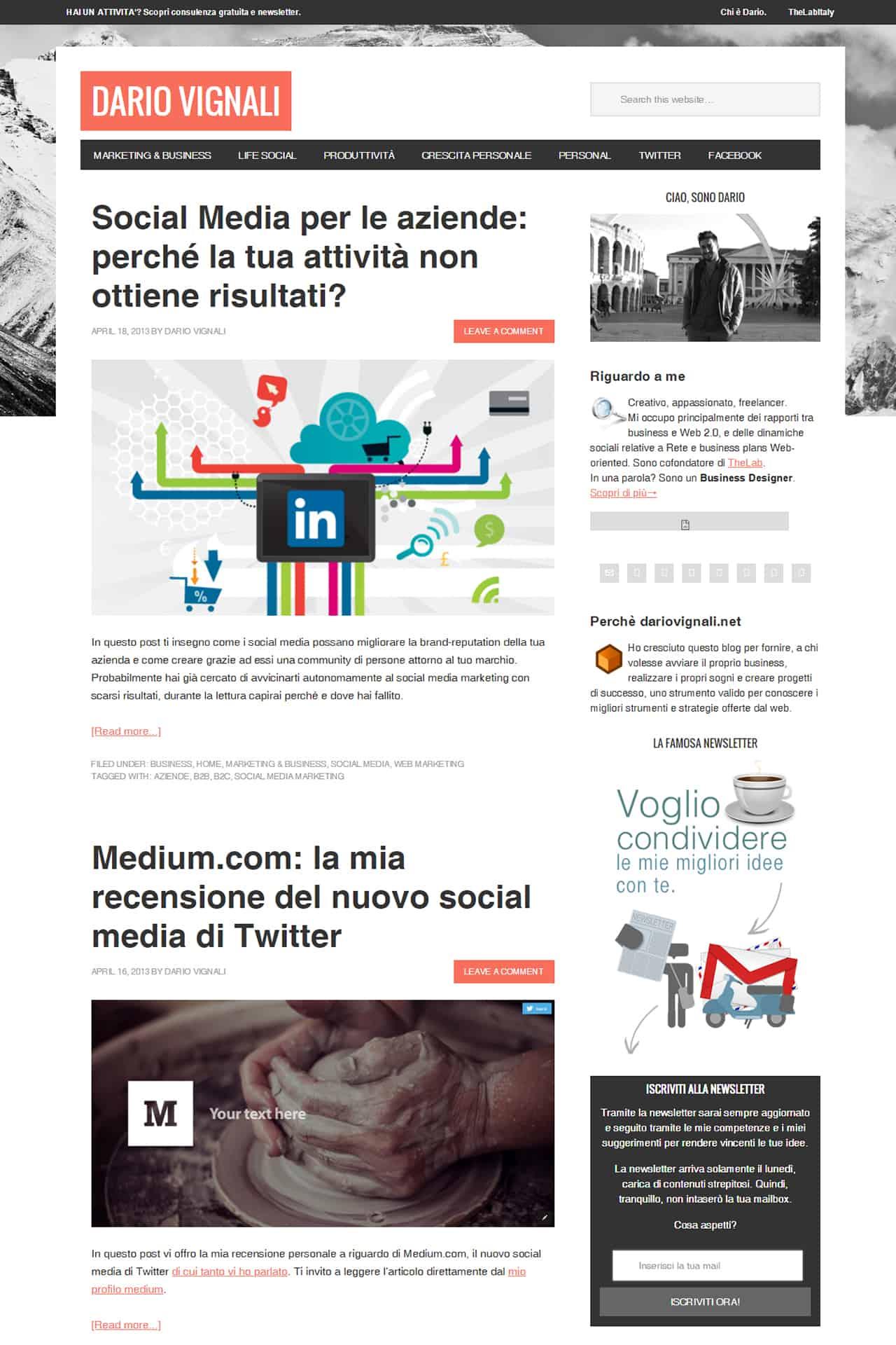 dariovignali.net