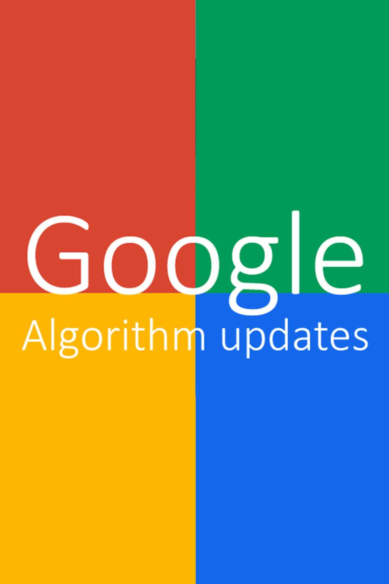 aggiornamento algoritmo google