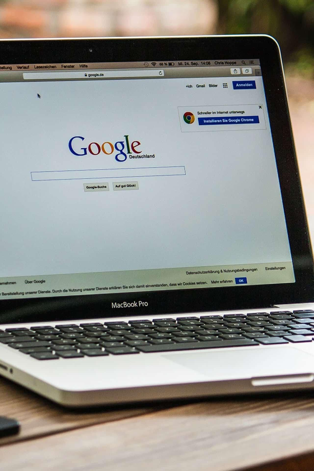 google notizie principali favicons