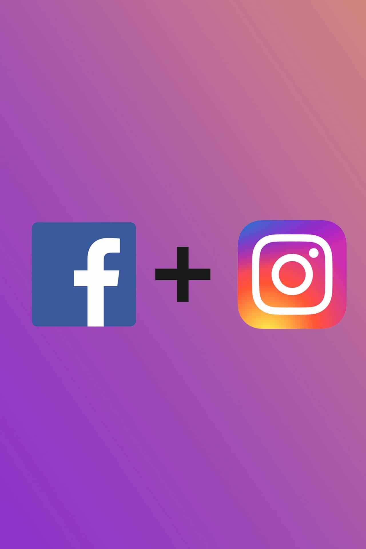 Aggiornamento Facebook e Instagram
