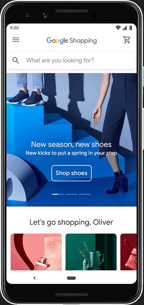 Nuovo Google Shopping