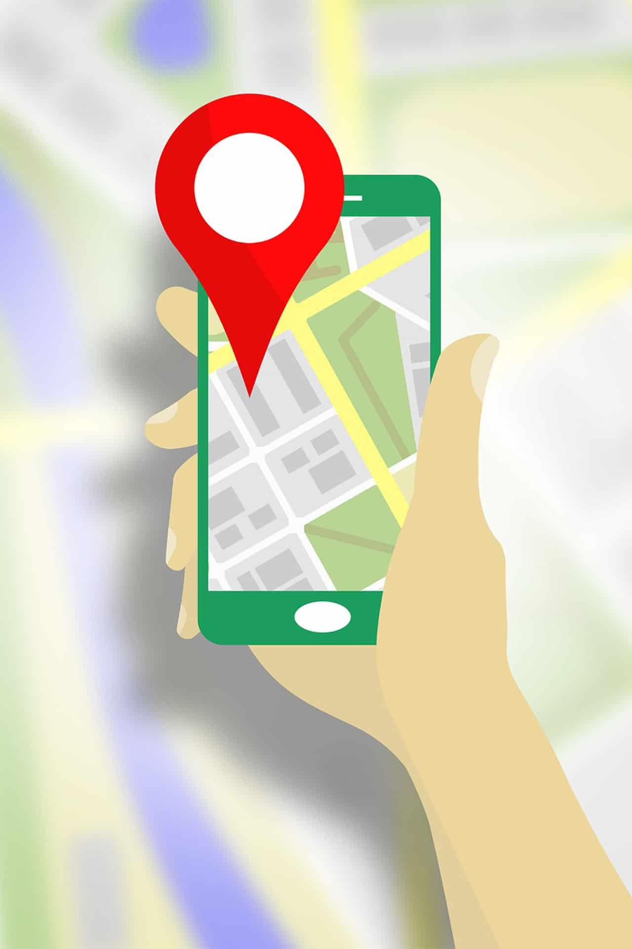 Google Maps annunci falsi