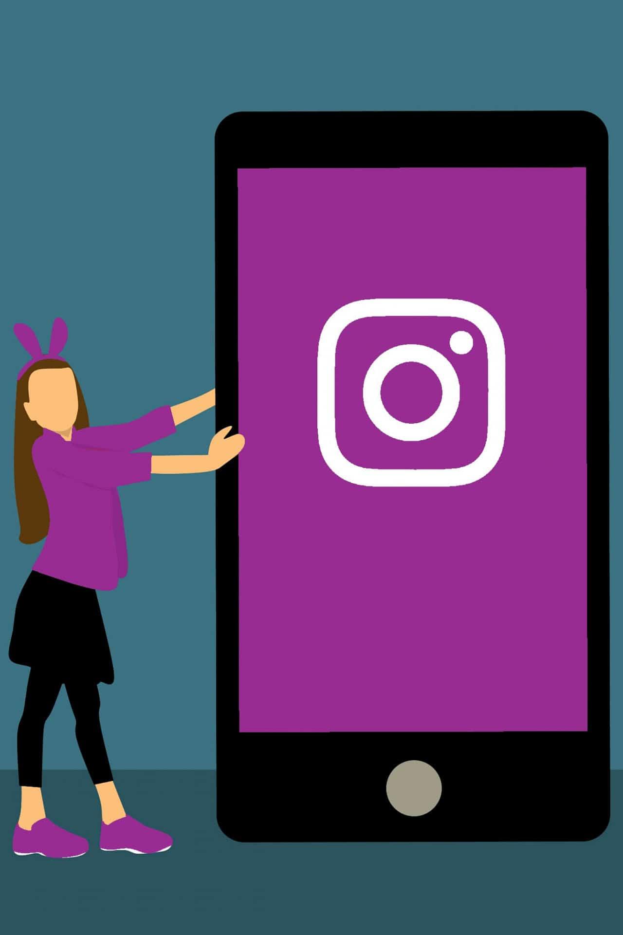 Instagram stopmotion camera story
