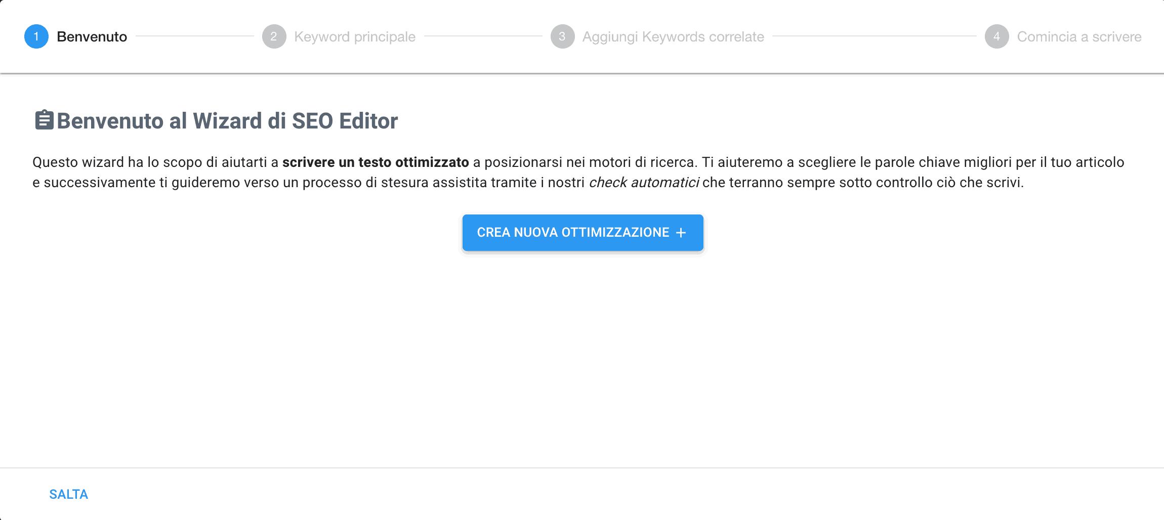SEO Editor Wizard 1