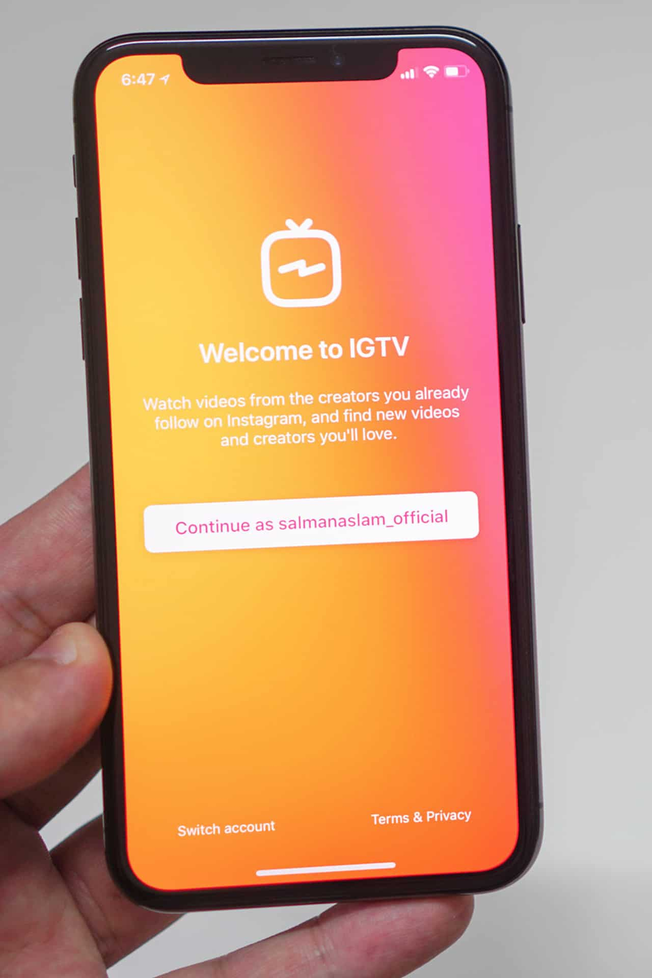IGTV consigli per avere successo