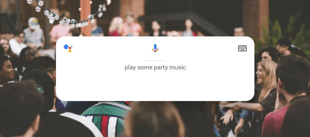 google assistant musica
