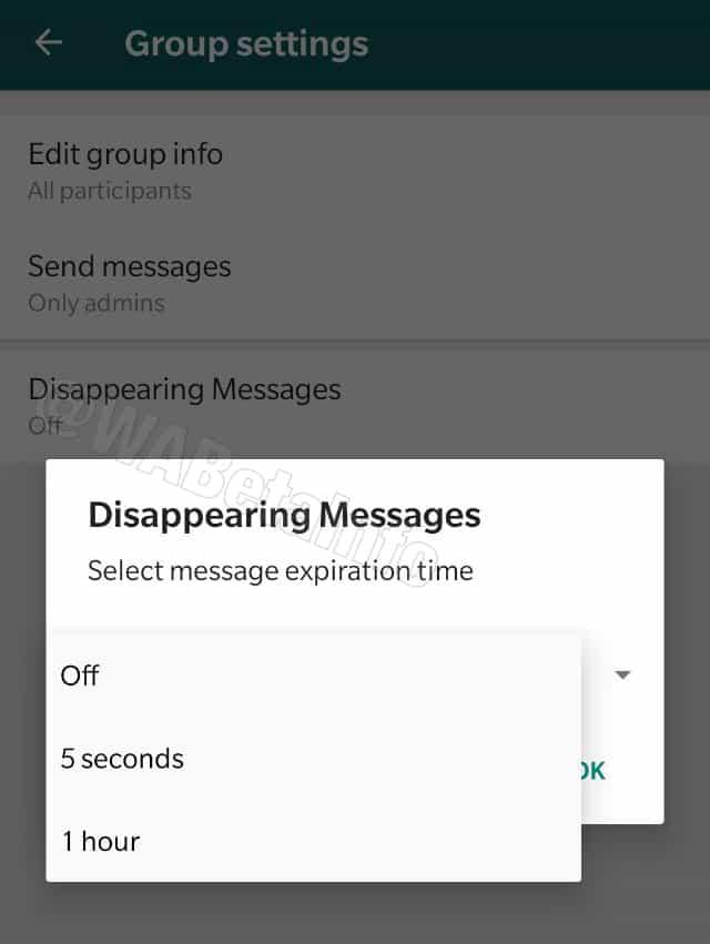 whatsapp messaggi nascosti