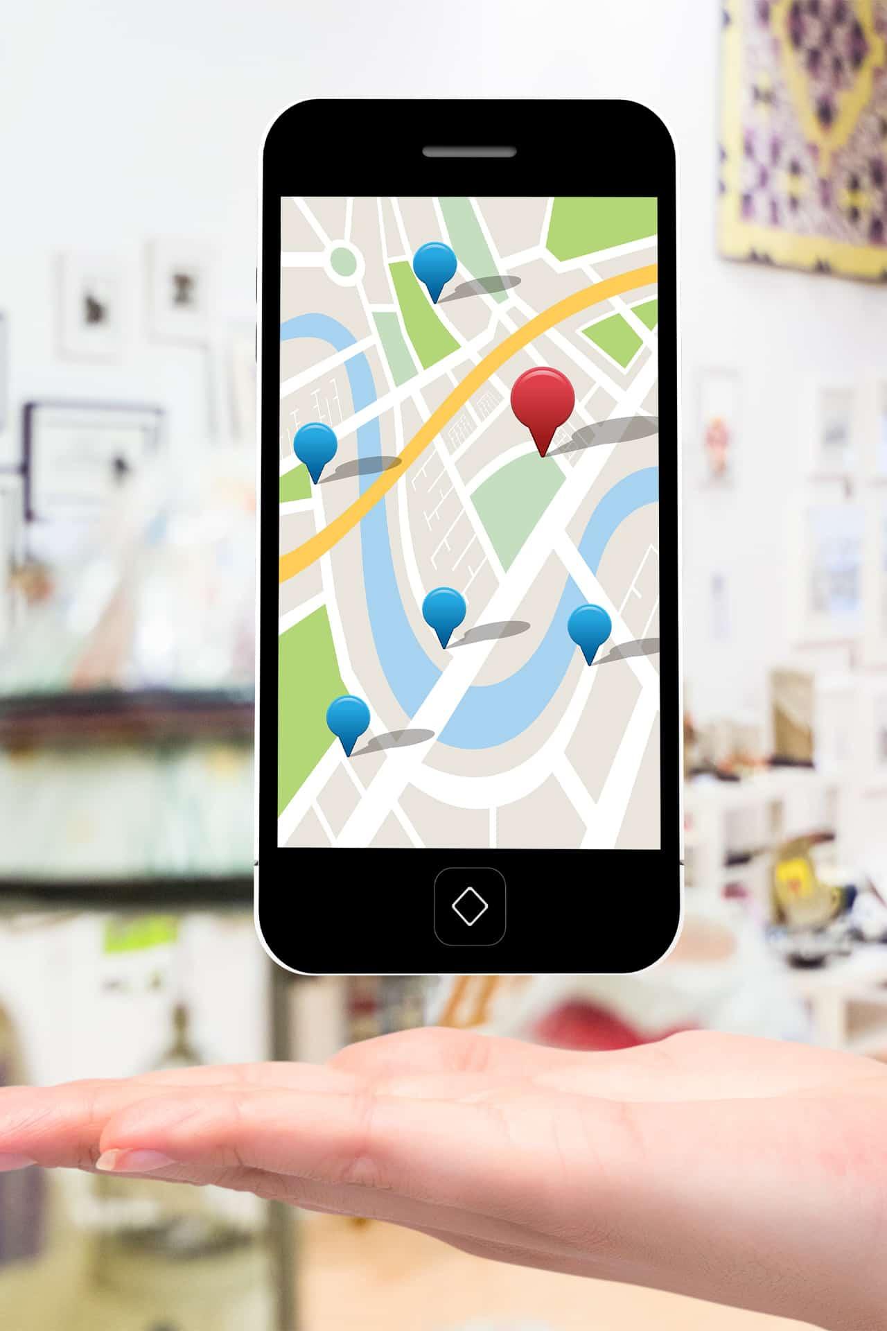 google maps suggerimenti locali