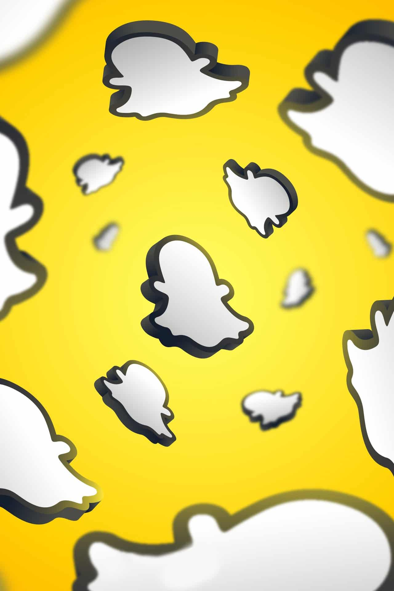 snapchat report