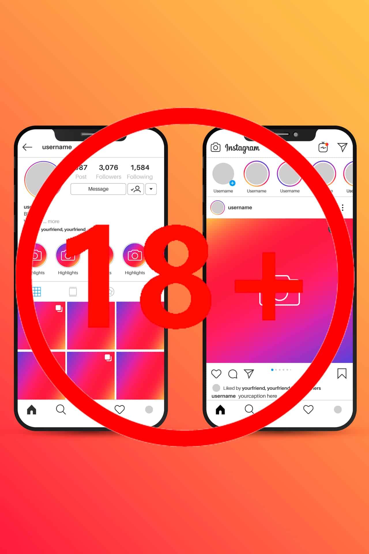 Instagram introduce nuove restrizioni sull'età per gli account business e creator