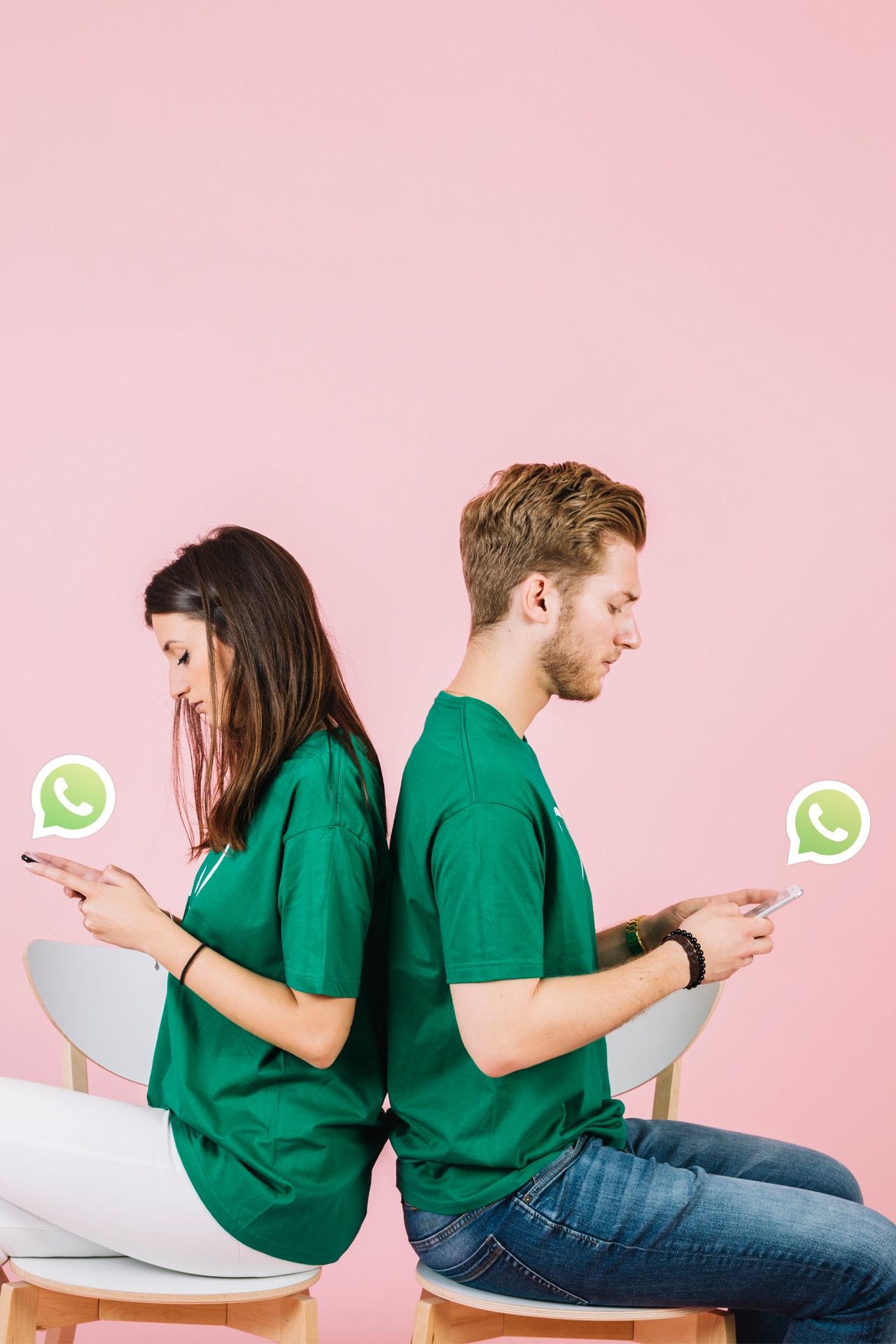 whatsapp restrizioni inoltro messaggi